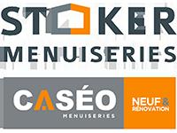 Logo Caseo Stocker Menuiserie